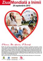 29 Septembrie 2012 - Ziua Mondială a Inimii