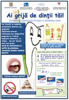 20 Martie 2014 - Ziua Mondială a Sănătăţii Orale