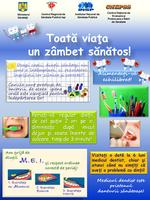 20 Martie 2016 - Ziua Mondială a Sănătăţii Orale
