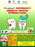 20 Martie 2017 - Ziua Mondială a Sănătăţii Orale