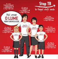 24 martie 2013 - Ziua Mondială de Luptă împotriva Tuberculozei