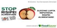 16 octombrie - Ziua Națională a Alimentației și a Combaterii Risipei Alimentare
