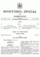 Legea nr. 95 din 14 aprilie 2006