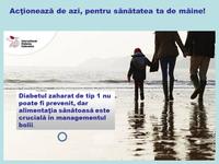 COMUNICAT DE PRESĂ - Ziua Mondială a Diabetului 2015